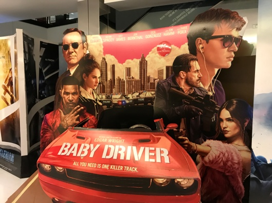 Atlanta Starred in Baby Driver